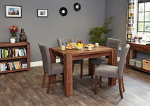 Walnut Dining Table (4 Seater)