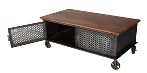 Evoke 2 Door Coffee Table