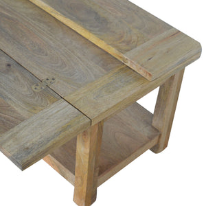 Trilogy Extendable Coffee Table
