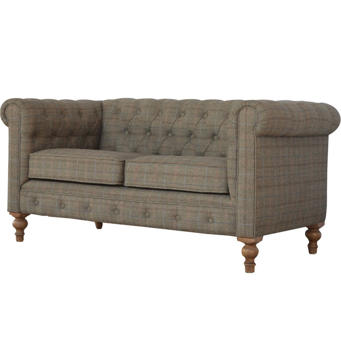 Beatrix 2 Seater Chesterfield Sofa