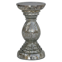 Silver Candle Stand