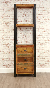 Urban Chic Alcove Bookcase (with drawers)