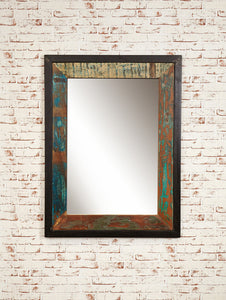 Urban Chic Mirror large (Hangs landscape or portrait)