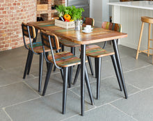 Coastal Chic Small Dining Table
