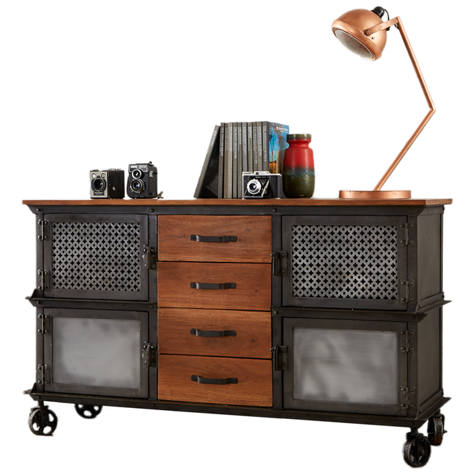 Evoke 4 Door Sideboard