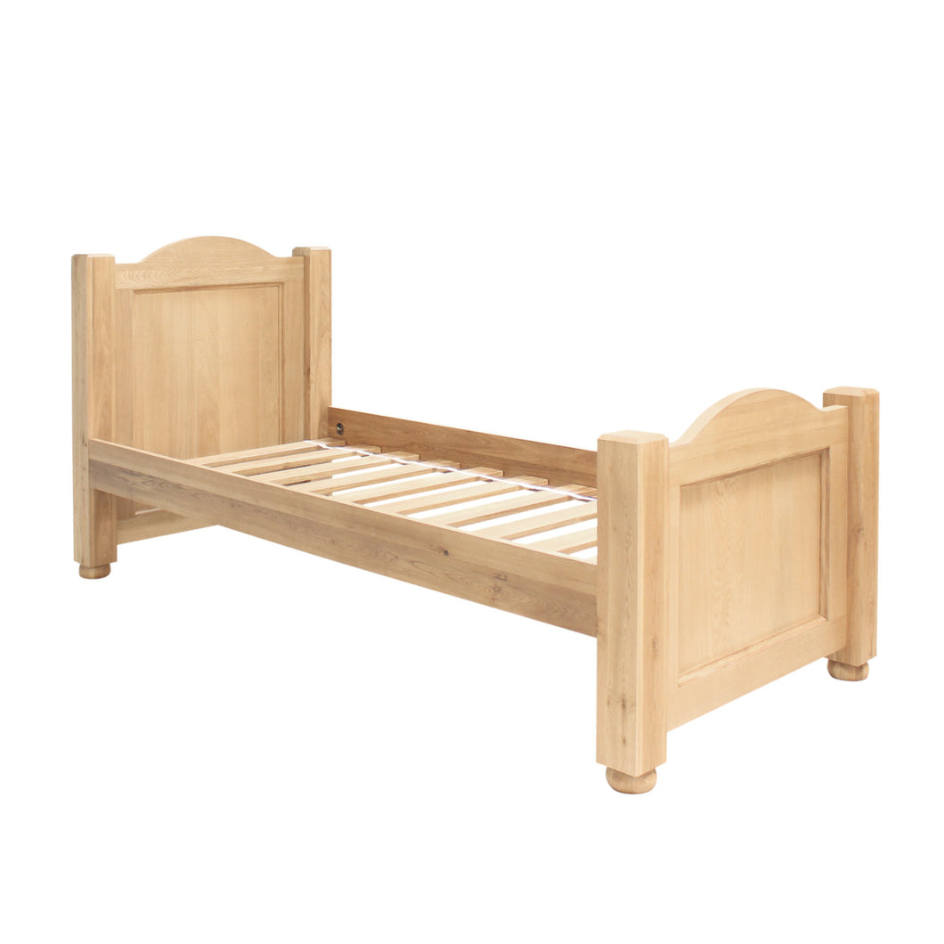 Amelie Oak Childrens Single Bed