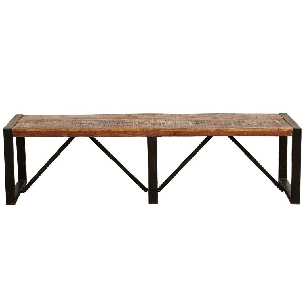 Urban Chic Large Dining Bench