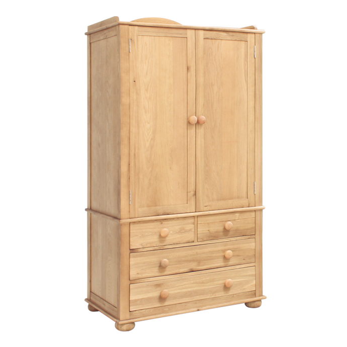 Amelie Childrens Double Wardrobe