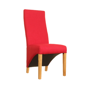 Full Back Dining Chair - Berry (Pack of Two)