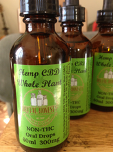 Load image into Gallery viewer, Terpene Wellness Drops 60 ml  300 mg - Brutal Honesty Apothecary