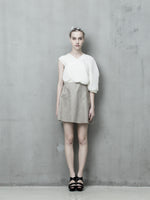 Asymmetrical dress - Tenos women