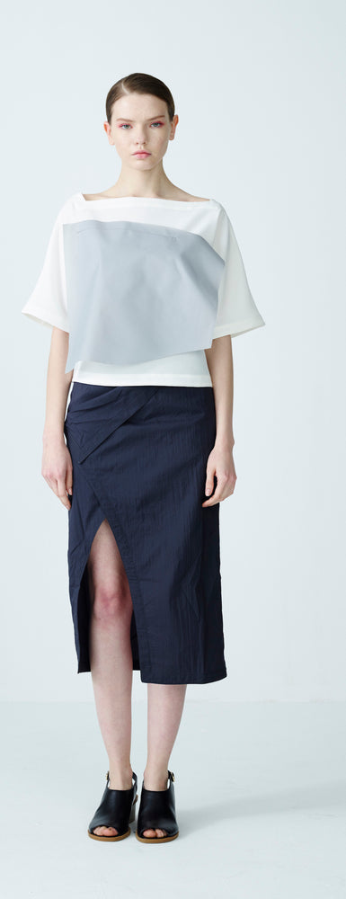 Carine skirt - Tenos women