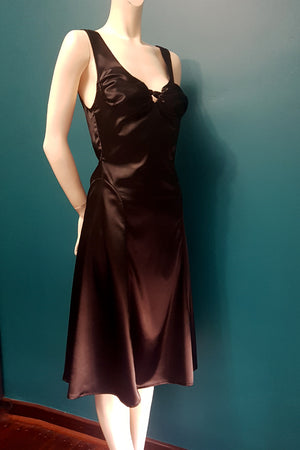 Persephone - Satin Dress