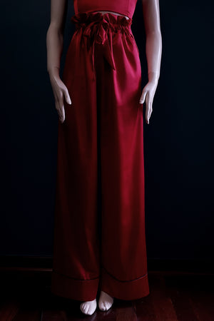 Persephone - Satin Lounge Pants