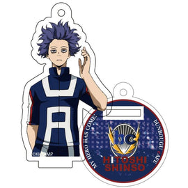[My Hero Academia] Heroes&Villains Pattern and Color Acrylic Key Chain 12. Hitoshi Shinso - Character Goods