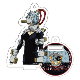 [My Hero Academia] Heroes&Villains Pattern and Color Acrylic Key Chain 13. Tomura Shigaraki - Character Goods