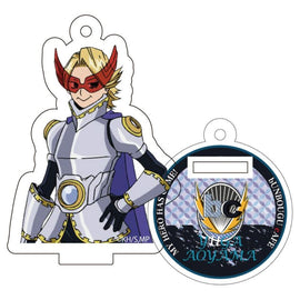[My Hero Academia] Heroes&Villains Pattern and Color Acrylic Key Chain 15. Yuga Aoyama - Character Goods