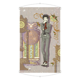 [Bungo Stray Dogs] HOLY TOWN Motif Wall Scroll (Ryunosuke Akutagawa) - Character Goods