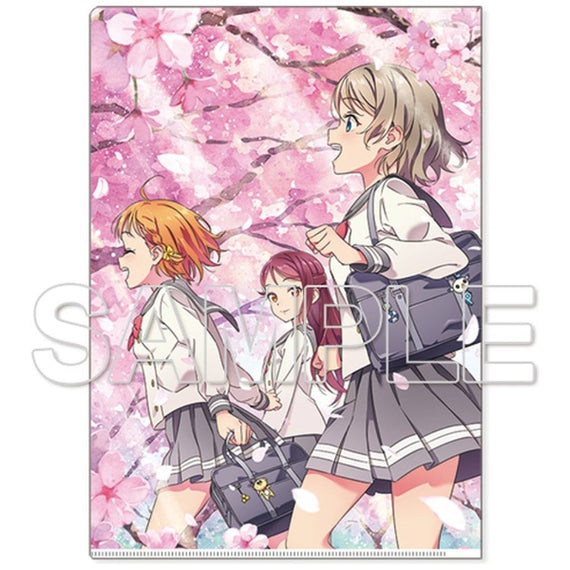 [Love Live! Sunshine!!] Aqours Second Year Ver. 2 - Clear File