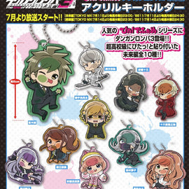 [Danganronpa 3] The End of Kibogamine Gakuen Future Ver. Acrylic Keychain - Blind Box