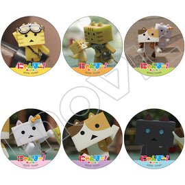 [Nyanbo!] Character Badge Collection - Blind Box
