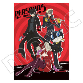 [Persona 5 the Animation] Meeting A4 Clear File - Clear File