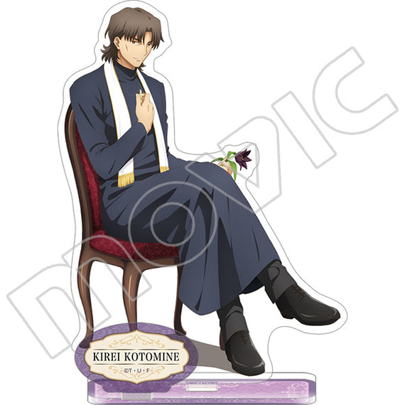 [Fate/Stay Night: Heaven's Feel] Acrylic Stand Kirei Kotomine - Character Goods