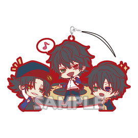 [Hypnosis Mic -Division Rap Battle-] Rubber Charms -RICH series- Buster Bros!!! - Character Goods