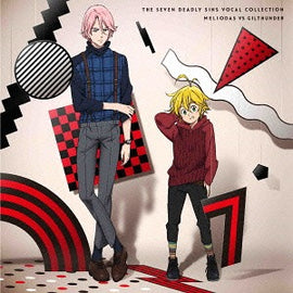 [The Seven Deadly Sins] CD - Vocal Collection