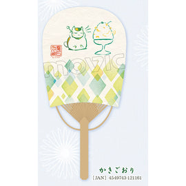 [Natsume's Book of Friends] Mini Koban Uchiwa - Character Goods