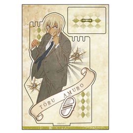 [Case Closed] Vintage Series 2 / Accessory Stand Amuro Tooru - Character Goods
