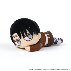 [Attack on Titan] Darunui Plush Key Chain Levi Ackerman - Character Goods