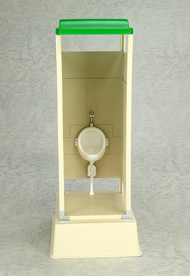 [Mabell Original Miniature Model Series] 1/12 Scale Portable Toilet TU-R1S