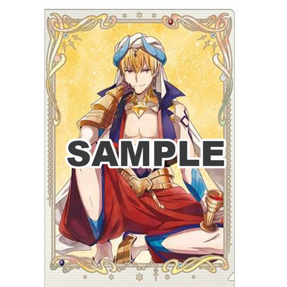 [Fate/Grand Order] Absolute Demon Battlefront: Babylonia/ Gilgamesh File Folder - Character Goods