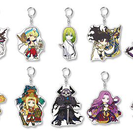 [Fate/Grand Order] Pikril! Trading Acrylic Key Holder Vol.5 - Character Goods