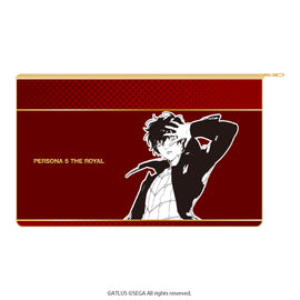 [Persona 5 Royal] Chara Pouch 01 Protagonist - Character Goods