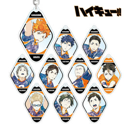 [Haikyu!!] Ani-Art Trading Acrylic Keychain Vol. 3 - Blind Box