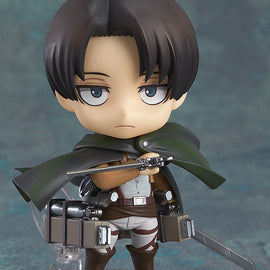 [Attack on Titan] Levi - Nendoroid 390