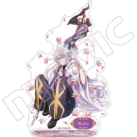 [Fate/Grand Order ] Absolute Demon Battlefront: Babylonia / Merlin Acrylic Stand Pop - Character Goods