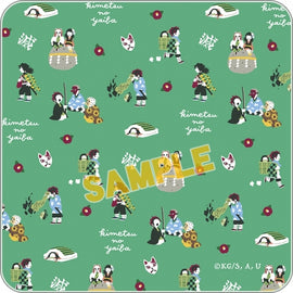 [Demon Slayer] Yuru Palette vol.1 mini Towel – Hand Towel