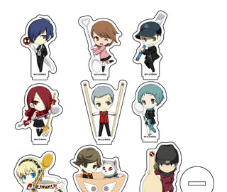 [Persona 3] Photo Chara Collection 01 - Blind Box