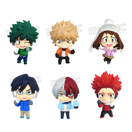 [My Hero Academia] Color Colle Vol. 3 (Set of 6 Mini-figures) - Blind Box