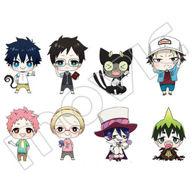 [Blue Excorcist] Rubber Strap Collection - Blind Box