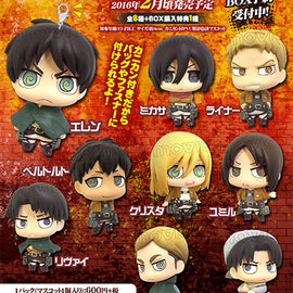 [Attack on Titan] Karakore Mascot Collection - Blind Box