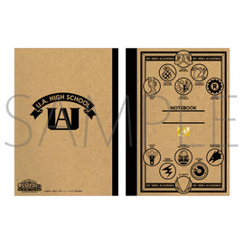 [My Hero Academia] Craft cover Notebook Hero/Villain - Character Goods