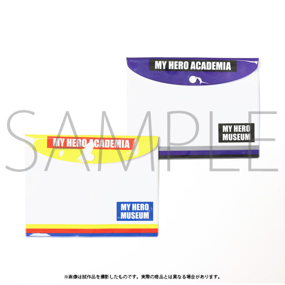 [My Hero Academia] Letter Pouch Hero/Villain - Character Goods
