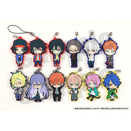 [Hypnosis Mic -Division Rap Battle-] Rubber Strap Collection - Blind Box