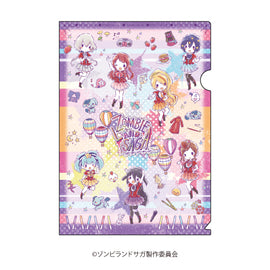 [Zombie Land Saga] Clear File 03 All-cast Idol Ver. - Character Goods