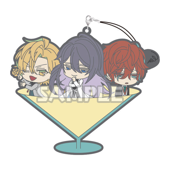 [Hypnosis Mic -Division Rap Battle-] Rubber Charms -RICH series- Matenro - Character Goods