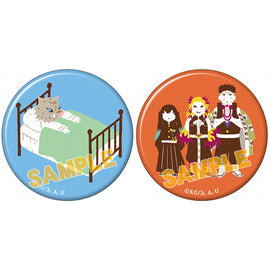 [Demon Slayer] Can Badge Set -Yuru Palette vol.4 B - Character Goods